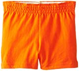 SOFFE Damen Authentic Cheer Shorts, Orange, L