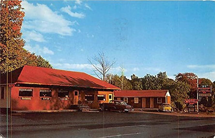 Kingston, New York Postcard