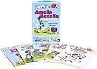Amelia Bedelia I Can Read Box Set #1: Amelia Bedelia Hit the Books (I Can Read Level 2)