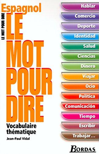 Photo de le-mot-pour-dire-espagnol