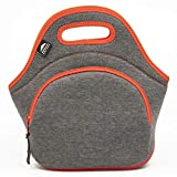 Nordic By Nature Neoprene Lunch Bag for Women & Lunch Tote for Kids