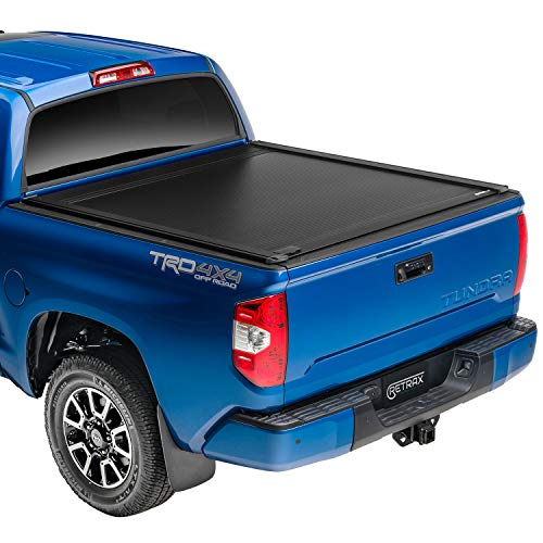 RetraxONE XR Retractable Truck Bed Tonneau Cover | T-60841 | Fits 2007-2021 Tundra CrewMax with Deck Rail System 5
