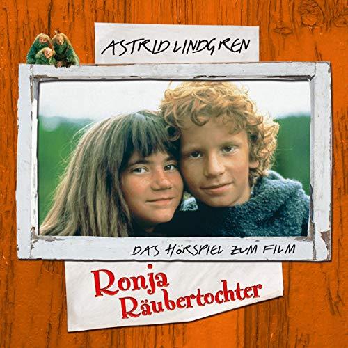 Ronja Räubertochter Titelbild