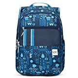 Wildcraft 28.5 Ltrs Blue Casual Backpack (11988 Blue)