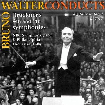 Bruno Walter conducts Mozart & Bruckner (1940, 1948)
