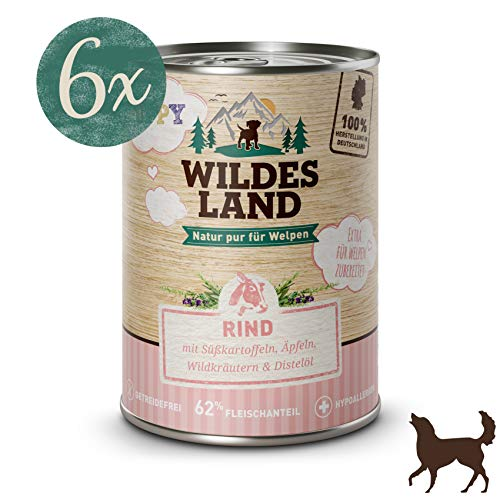 Wildes Land Puppy Rind