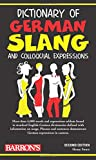 Dictionary of German Slang - Henry Strutz