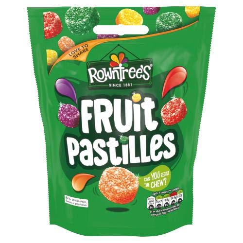 Rowntree's Fruit Pastilles, 170g