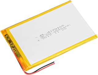 uxcell Power Supply DC 3.7V 3500mAh 4170105 Li-ion Rechargeable Lithium Polymer Li-Po Battery
