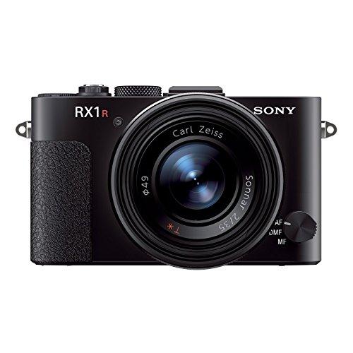 Sony DSC-RX1R - Cámara Digital (Retrato, Paisaje, Puesta del Sol, Retrato Nocturno, Negro)