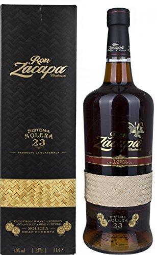 Ron Zacapa Sistema Solera 23 Rum - 1000 ml