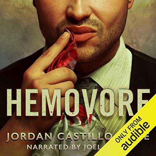 Hemovore audiobook cover art