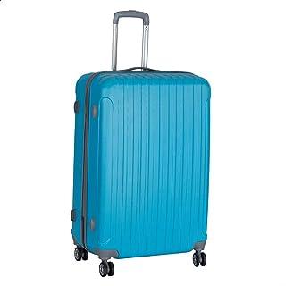 JB Luggage Trolley Travel Bag, Size 28 - Sky Blue