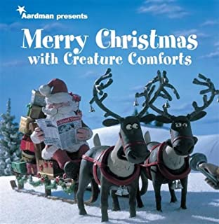 Merry Christmas with Creature Comforts