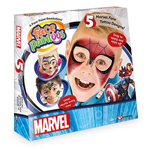 Face Paintoos Disney Marvel Edition