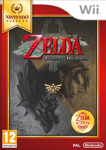 WII NINTENDO SELECTS THE LEGEND OF ZELDA: TWILIGHT PRINCESS
