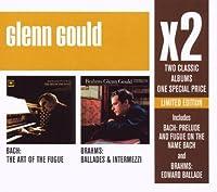 X2 (Brahms: Ballades & Intermezzi/Bach