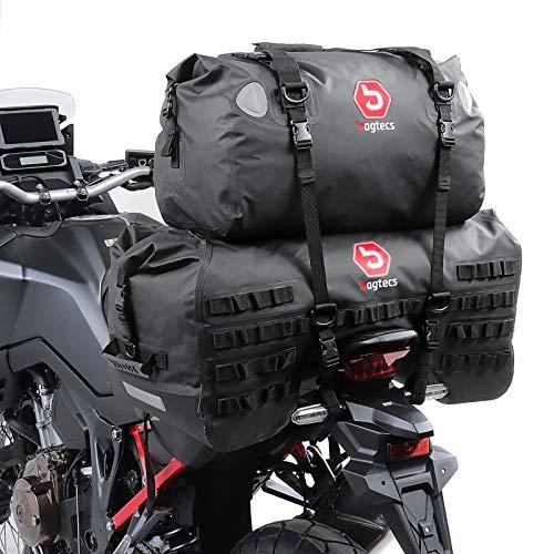 Bolsa Sillin Asiento Trasero SX70 + XF40 para Yamaha MT-07 / Tracer 700
