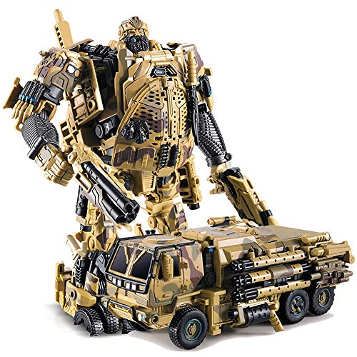 WEI JIANG Alloy Revision M02 Robot Force Detective Hound