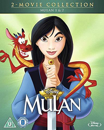 Mulan 1 & 2 BD [Blu-ray] [UK Import]