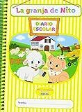 Libro-Agenda/Diario de Clase. La granja de Nito. 1º Ciclo Educación Infantil