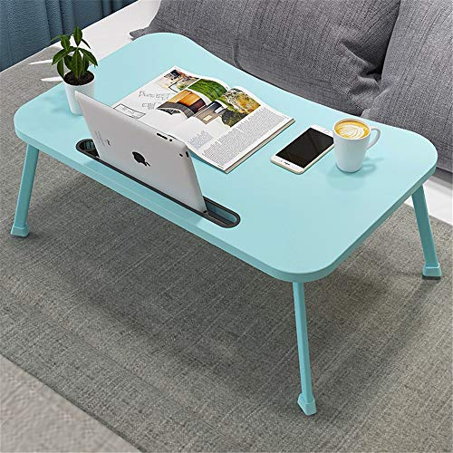 Lap Desk Draagbare Laptop Lap Bureau vouwen Laptop Bureau voor Bed Sofa Ontbijt dienblad Lezen Ontbijt Kijken Film