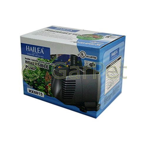 HAILEA HX 88 -Serie Aquarium Wasserpumpe Pumpe Förderpumpe Kreiselpumpe (HX-8815)