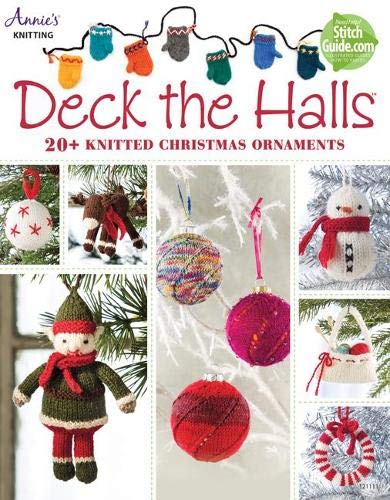 Deck the Halls: 20+ Knitted Christmas Ornaments