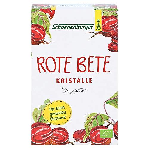 Schoenenberger Rote Bete Kristalle, 200 g Pulver