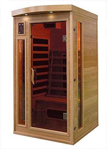 Infraroodcabine/warmtecabine/sauna - ECK ! Speciale actie voor 1 persoon
