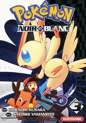 Pokémon - Noir et Blanc - tome 03 (3)