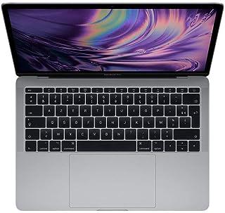 Apple MacBook Pro 13 Inc. 2017 - 2.3GHz i5 - 8GB RAM - 256GB SSD - (MPXT2LL/A - 2017) - QWERTY - Gris Espacial (Reacondici...
