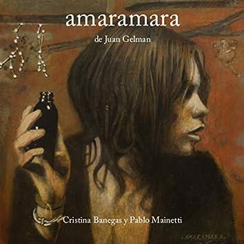 Amaramara de Juan Gelman