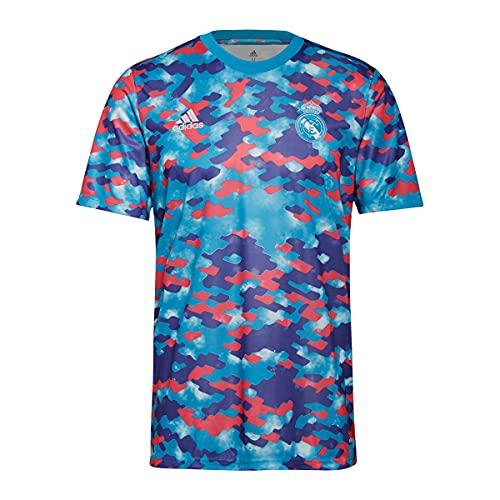 adidas Camiseta Marca Modelo Real PRESHI