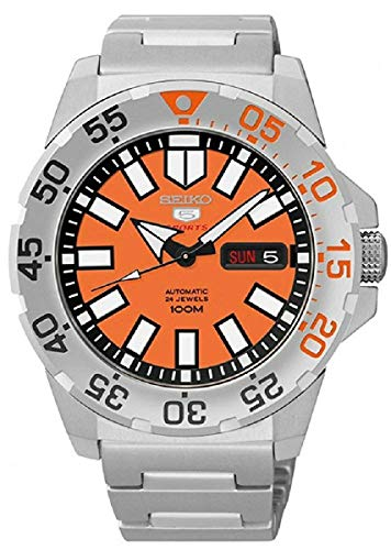 [セイコー]SEIKO 腕時計 5 SPORTS AUTOMATIC MONSTER スポーツ オートマチック モンスター SRP483K1 メンズ [逆輸入]
