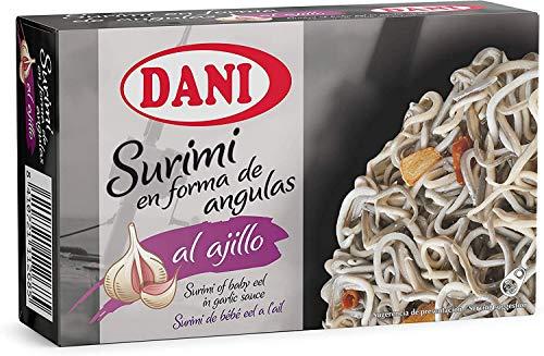 Dani - Surimi de Angulas al ajillo en aceite de girasol 110...