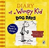 [Dog Days] (By: Jeff Kinney) [published: December, 2010] - Puffin Audiobooks - 01/12/2010