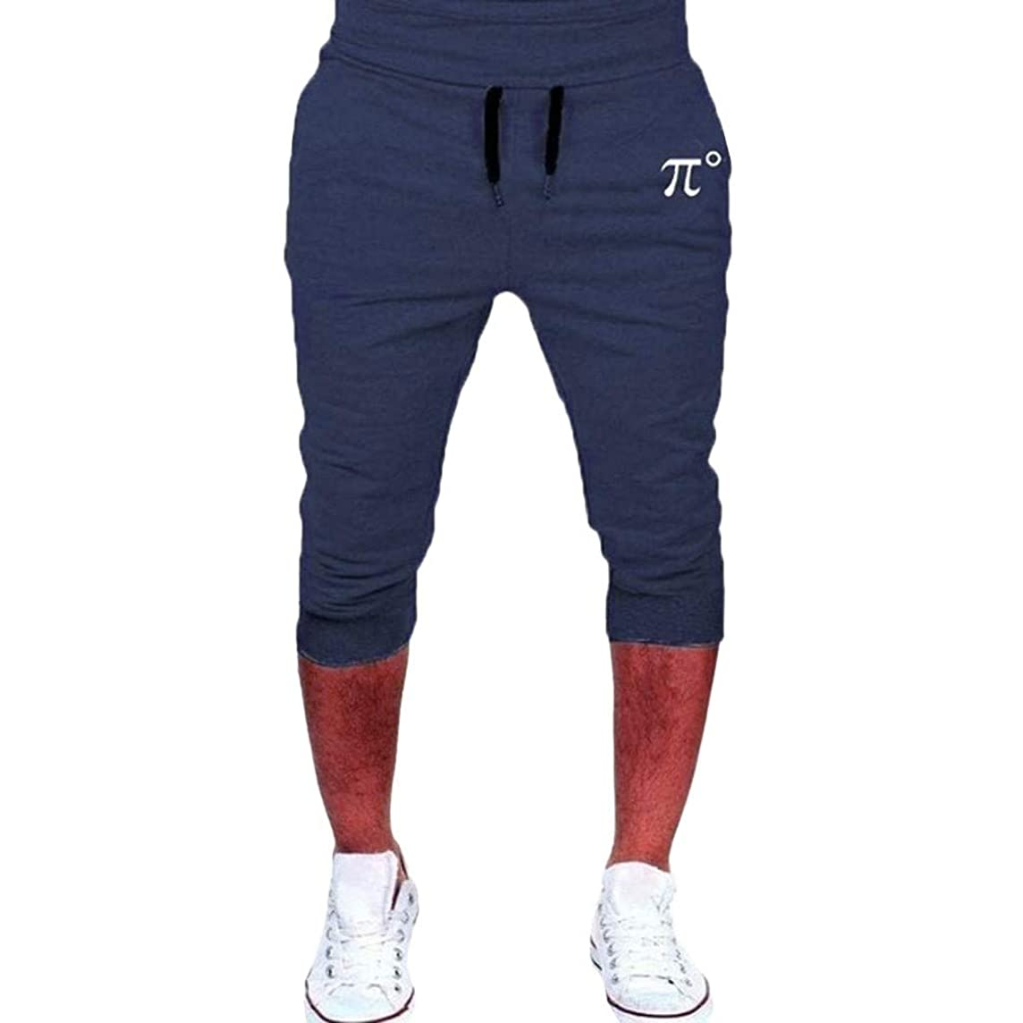 Snowlily Underwear,Men's Shorts Sports Running Hip Hop Trousers Casual Sports Cropped Pant