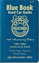 Kelley Blue Book Used Car Guide: July-December 2006 by Kelley Blue Book (2006-05-04)