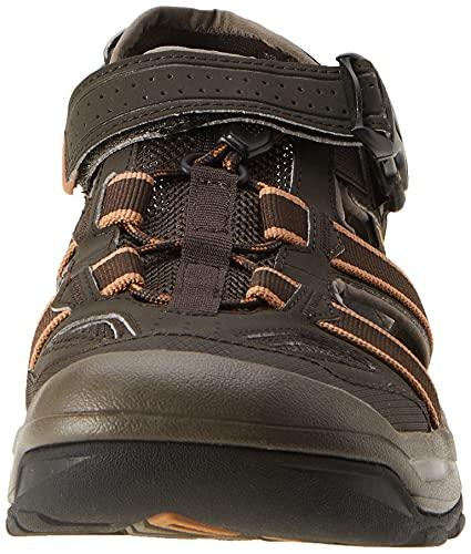 Teva Men's Omnium 2 Sandal, Black Olive, 13