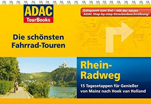 ADAC TourBooks Rhein: Die schönsten Fahrrad-Touren