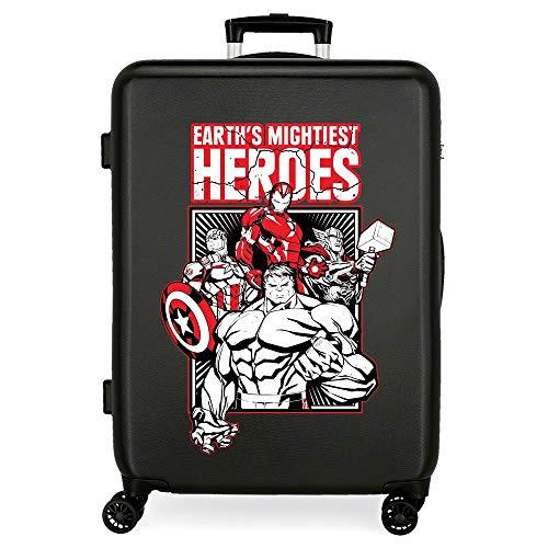 Marvel Die Avengers Mightiest Heroes, Schwarz (Schwarz) - 3431821