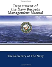 Department of the Navy Records Management Manual