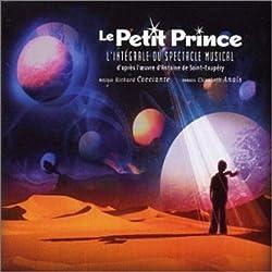 Coffret 2 CD Le Petit Prince : L'intégrale du spectacle musical - Fourreau (inclus livret de 52 pages)