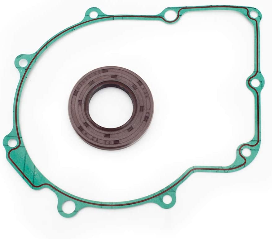 TARAZON Max 74% OFF Wet Clutch Gasket Oil Seal YF Grizzly Don't miss the campaign Yamaha for Kit 660