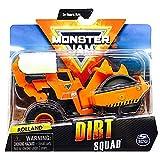 MJam Monster Jam Dirt Squad Rolland Steam Roller