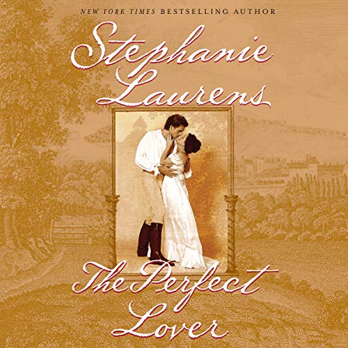 The Perfect Lover audiobook cover art