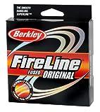 Berkley Fireline Fused Original Superline 125 Yd Spool(6/2-Pound,Smoke)
