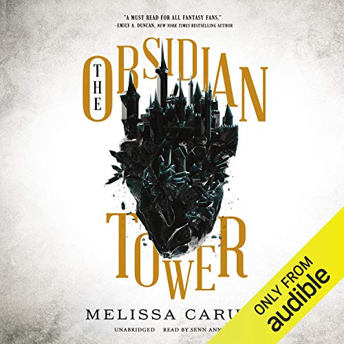 The Obsidian Tower  By  cover art
