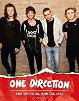 One Direction: The Official Annual 2016 by One Direction(2015-08-27)